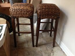 Mueller munity Forums Pottery Barn Seagrass Bar Stools For Sale