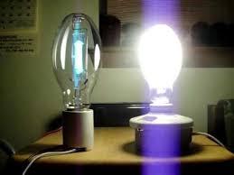 175 watt mercury vapor 160 watt sbmv start up