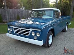 1965 Dodge D100 Pickup Nut And Bolt Restoration Mopar 318
