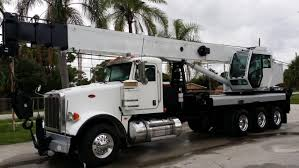 National Boom Truck 1800: 40 Ton - G&R Crane Rental