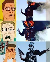 Not Big Tex KingOfTheHill