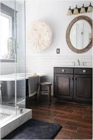 Wooden Floor For Bathroom Enhance First Impression Blanchard Stephanie