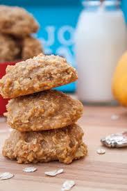 haferflocken cookies mit äpfeln und möhren haferflocken