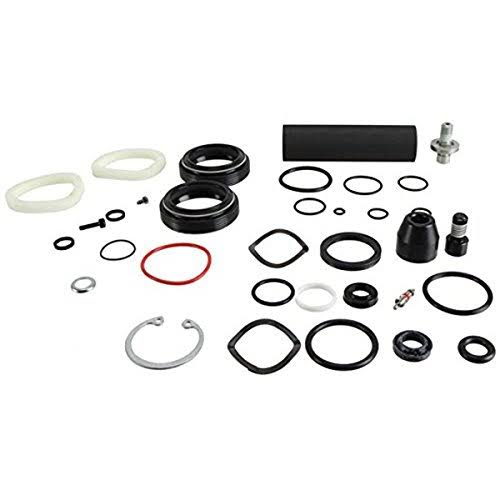 RockShox Pike Full Service Kit - Black, Solo Air