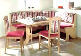 Booth Dining Room Table Set Corner Style Tables