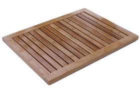 Bathtub Mat Without Suction Cups by Shower And Bath Mats Bamboo And Non Slip Bath Mats