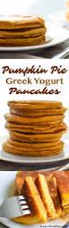 Pumpkin Pancakes W Bisquick by Pumpkin Pie Greek Yogurt Pancakes Project Meal Plan