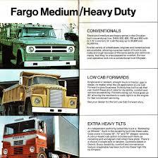 1971 Fargo Medium/Heavy Duty Trucks (Canada) | Alden Jewell | Flickr