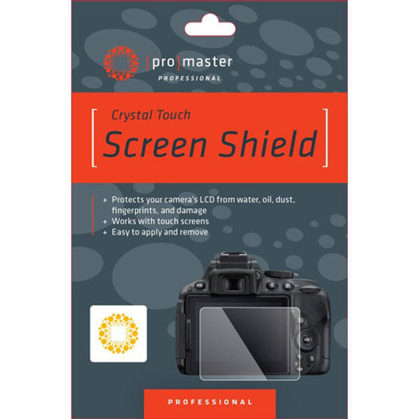 ProMaster - Crystal Touch Screen Shield - Sony a6300 A6000