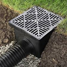 solve simple drainage problems