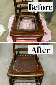 How To Replace A Leather Seat In An Antique Chair ... Antique Wooden Chairs Timothykparkcom Dragon Chairs 97 For Sale On 1stdibs Antique Rocking Chair With Tooled Leather Seat Collectors Tips On Checking Rocking Chair With Leather Seat Image And Big Cedar Rocker 19th Century 91 At Attractive Oak Home And Vintage Bentwood By Thonet Best Recliner Used For Chairish