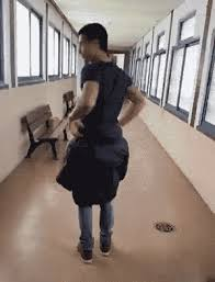 Bathroom Stall Prank Youtube by Other Funny Gifs Http Gif Tv Com And Funny Youtube Video
