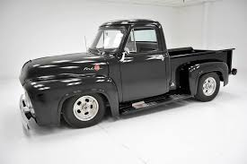 1955 Ford F100   Classic Auto Mall 1955 Ford Pick Up Street Rod Youtube Panel Truck Hot Network Pickup Stock Photos Mikes Musclecars On Twitter F100 Pick Up For Sale 312ci Resto Mod F1201 Louisville 2016 Hits All The Right Nostalgic Notes Fordtruckscom Ford 27500 Pclick Custom W 460 Racing Engine 2107189 Hemmings Motor News