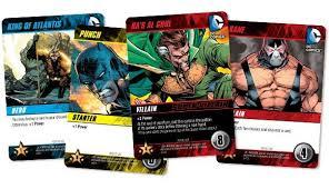 legendary a marvel deck building game vs dc comics deck building