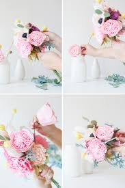 This Wedding Bouquet Is Made Entirely Of Felt Flowers