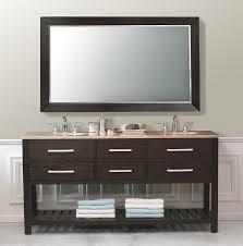 Bathroom Vanities 42 Inches Wide by Bathroom Double Sink Vanity Lowes 60 Inch Vanity Single Sink