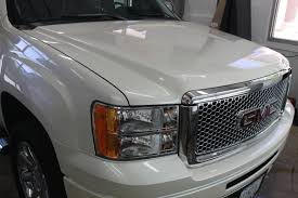 100 Truck Bra St Louis Clear 3M Paint Protection Film And Tint GMC Truck
