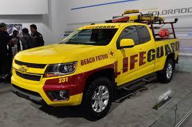 2015 Chevrolet Colorado Lifeguard Truck: LA 2013 Photo Gallery ...