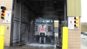 Automatic Vehicle Wash Cleans Refuse Trucks, Dump Trucks & Police ... Truck Wash With Biosecurity Rinse For Hog Haulers Other Vehicles Lloyd Customs Dyno Day Bikini 2016 Youtube Transportation Case Studies Nerta Washing Stock Photos Images Alamy Acid Happy Kampers 104 Magazine Rv Detailing Salt Lake City Utah Gallery Mobile Wingers Restaurant Alehouse Murray Roadhouse Grill And Bar Semi Gas Station