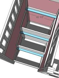 storage stairs for a bunk of loft bed possibly add plywood and