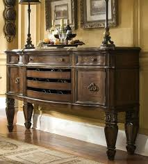 Ashley Furniture Sideboard Buffet Table Sideboards Cool And Buffets Mirrored Laminate