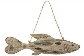 fisch zum aufhängen