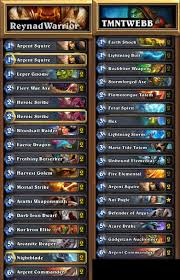 Mage Decks Hearthstone Basic by 4 Steps To A 60 Win Rate In Ranked Constructed Hearthstone Players