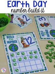 Earth Day Centers And Activities FREE Vocab Posters