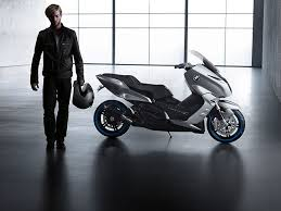 The Scooter Of Future Is A Mean BMW
