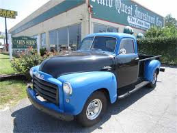 1949 GMC 150 Pickup 3/4 Ton For Sale | ClassicCars.com | CC-903391 Seattles Parked Cars 1949 Chevrolet 3100 Pickup Chevygmc Truck Brothers Classic Parts Photo Gallery 01949 1948 Chevy Gmc 350 Through 450 Coe Models Trucks Original Sales Brochure Folder Used All For Sale In Hampshire Pistonheads Ultimate Audio Fully Stored 100 W 20x13 Vossen Hot Rod Network Of The Year Early Finalist 2015 Rm Sothebys 150 Ton Hershey 2012 Fast Lane 12 Connors Motorcar Company