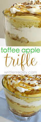 Pumpkin Mousse Trifle Country Living by Toffee Apple Trifle Recipe Dessert Trifles Toffee Bits And