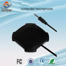 skype de bureau sizheng dk30 mini ordinateur pc mic vidéo conférence qq skype