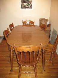 Ethan Allen Buffet New Dining Room Chairs Used