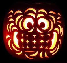 Boston Terrier Pumpkin Pattern by Cool Stencils For Pumpkin Carving Home Design