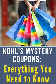 Kohl's Mystery Coupon | KaseyTrenum.com | Kohls, Coupons ... Kohl S In Store Coupon Laptop 133 Three Days Only Get 15 Kohls Cash For Every 48 You Spend Coupons Android Apk Download 30 Off 1800kohlscoupon Twitter Cardholders Coupon Additional Savings Codes Promo Maximum 50 Off Online And Promotions Specials Hollister Black Friday Promo Code Carnival Money Aprons Shoe Google Vitamin Shoppe Lord Taylor Deals Pin By Picoupons On Code