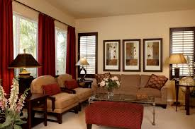 Red Tan And Black Living Room Ideas by Red Living Room Design Home Design Ideas