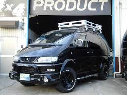 Featured 2005 Mitsubishi Delica Space Gear at J Spec Imports