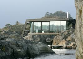 100 Homes For Sale In Norway Lund Hagem Completes Stilted Cabin On Norwegian Island