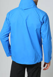 berghaus stormcloud hardshell jacket blue men rain u0026 outdoor