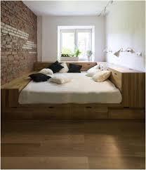 platform bed wohnung podestbett wohnung wohnzimmer