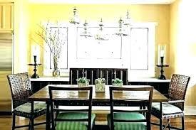 Modern Dining Table Centerpieces Dinner Centerpiece Ideas Room Rectangle