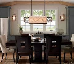 Linear Dining Room Chandelier