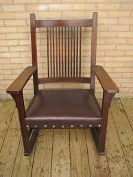 Amazon.com: Antique L&jG Stickley Spindled Rocking Chair F6420 ... Antique Wood Rocking Chair Carved Griffin Lion Dragon For 98 Restoring Craftsman Style Oak Youtube Georgian Childs Elm Windsor C 1800 United Vintage Teakwood Rocking Chair Antiques Fniture On Carousell Wrought Iron Leather Marylebone Stock Photos William Iv Mahogany Sold Chairs From The 1800s Collectors Weekly Antique Platform Chairs Classic Wikipedia