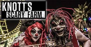 Scariest Halloween Attractions In Southern California by Win Tickets To Knott U0027s Scary Farm Contest 99 1 Kggi