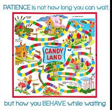 Printable Candyland Game Board
