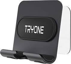 tryone mobile phone wall mount charging holder de