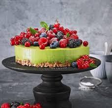 avocado torte für thermomix rezept essen und trinken