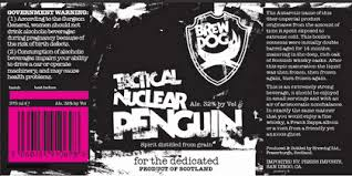 brewdog sink the bismarck tactical nuclear penguin on way to