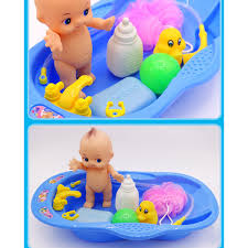 Its A Small World Bathtub Boat Set ShopDisney