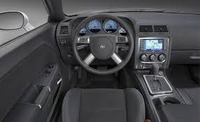 Dodge Challenger 2014 Srt8 Interior